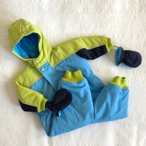 Hannah Andersson Snow Suit
